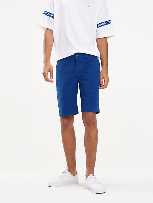TOMMY JEANS Regular Chino Shorts - LIMOGES - TOMMY JEANS Trousers & Shorts - main image