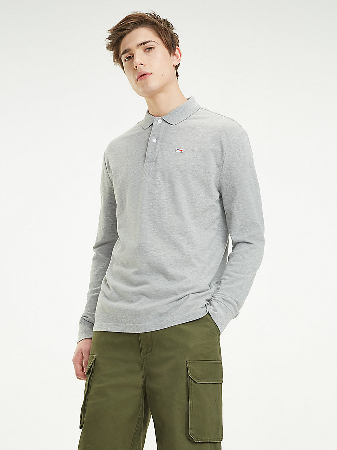 c4bfe1585f9374 Essential Long Sleeve Polo | Tommy Hilfiger