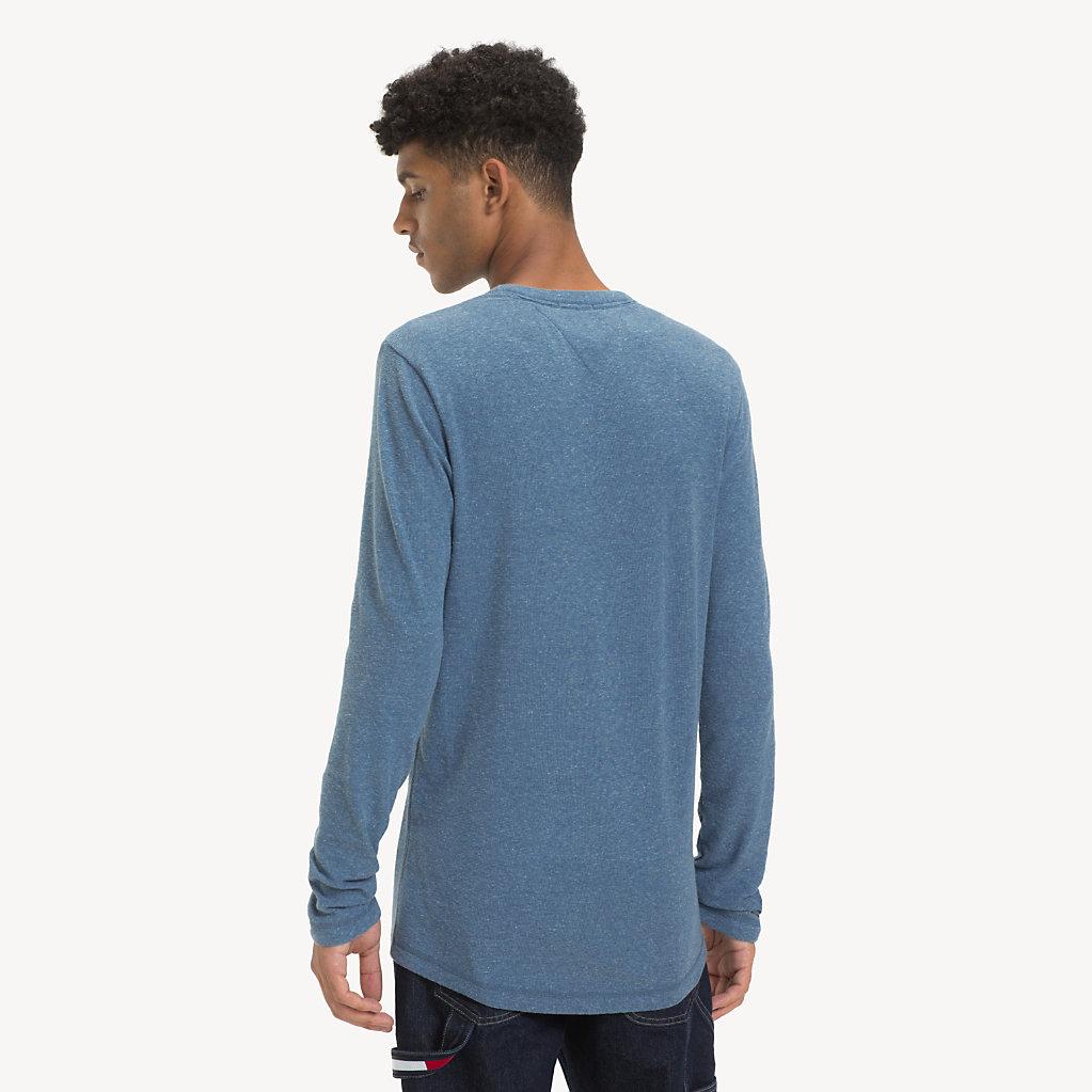 Tommy Hilfiger - T-shirt chiné à manches longues - 2