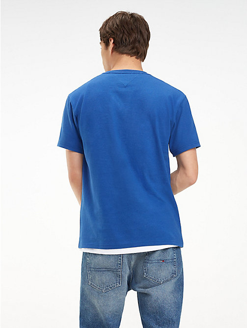 TOMMY JEANS Relaxed fit T-shirt met logo - LIMOGES - TOMMY JEANS T-Shirts &  Polo's - detail image 1