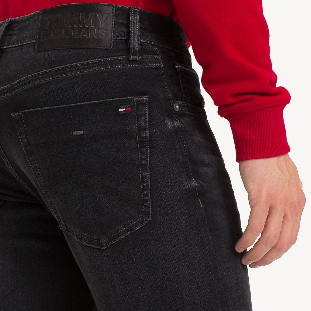 Tommy Hilfiger - Scanton Slim Fit Stretch-Jeans - 4