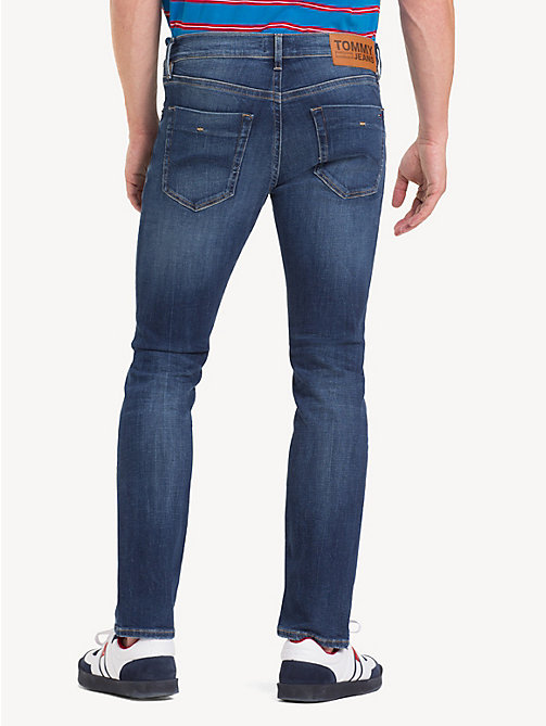 TOMMY JEANS Jeans dynamic stretch Scanton - DYNAMIC MLT DK BL ST - TOMMY JEANS Jeans - dettaglio immagine 1