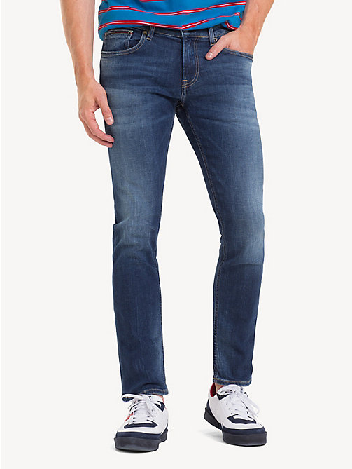 TOMMY JEANS Scanton Dynamic Stretch Jeans - DYNAMIC MLT DK BL ST - TOMMY JEANS Jeans - main image