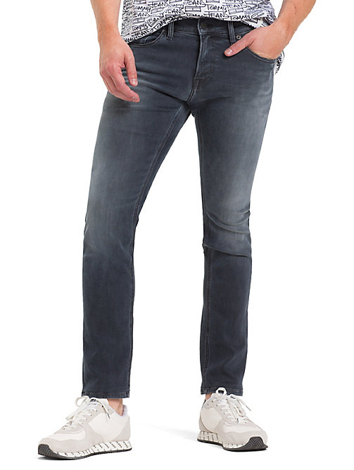 TOMMY JEANS Scanton Dynamic Stretch Jeans - DYNAMIC MLT BK ST - TOMMY JEANS Jeans - main image