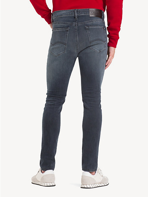 TOMMY JEANS Skinny Fit Dynamic Stretch Jeans - DYNAMIC MLT BK ST - TOMMY JEANS Jeans - detail image 1