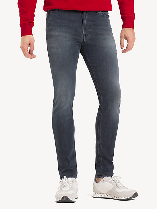 TOMMY JEANS Skinny Fit Dynamic Stretch Jeans - DYNAMIC MLT BK ST - TOMMY JEANS Jeans - main image