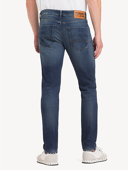TOMMY JEANS Stretch Slim Fit Jeans - BLAKE DARK BL STR - TOMMY JEANS Jeans - detail image 1