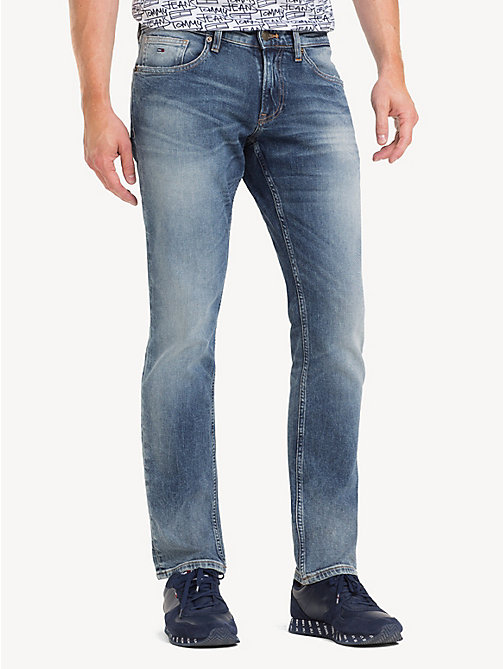 TOMMY JEANS Slim Scanton Jeans - KING MID BLUE STR - TOMMY JEANS Jeans - main image
