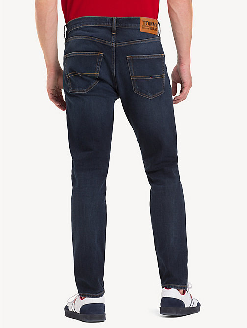 TOMMY JEANS TJ 1988 Tapered Fit Jeans - RICK DARK BL COM - TOMMY JEANS Tapered Jeans - main image 1
