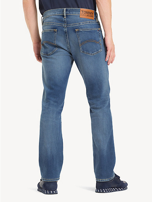TOMMY JEANS Jeans straight fit Ryan - FULTON MID BL COM - TOMMY JEANS Jeans - dettaglio immagine 1