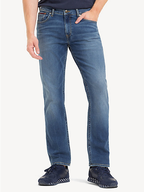 TOMMY JEANS Jeans straight fit Ryan - FULTON MID BL COM - TOMMY JEANS Jeans - immagine principale