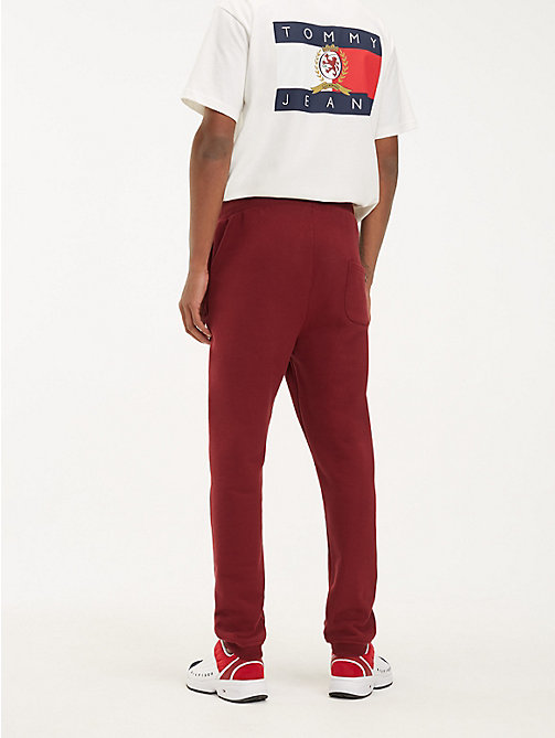 Strakke Joggingbroek Dames.Herenjoggingbroeken Sweatpants Tommy Hilfiger Nl