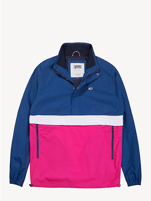 TOMMY JEANS Lightweight Colour-Blocked Jacket - LIMOGES / MULTI - TOMMY JEANS Coats & Jackets - detail image 1