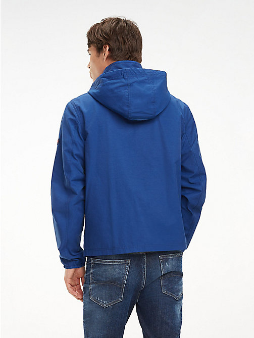 TOMMY JEANS Essential Hooded Jacket - LIMOGES - TOMMY JEANS Coats & Jackets - detail image 1