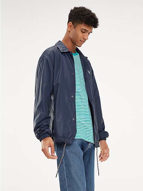 TOMMY JEANSGiacca coach Tommy Jeans 7ca12886ff1