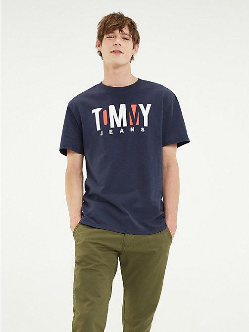 46b263895e41e T-shirts homme | T-shirts d'été homme | Tommy Hilfiger® FR