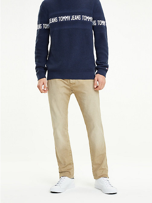 b42438f0 TOMMY JEANSScanton Washed Slim Fit Chinos. €85.00. NEW