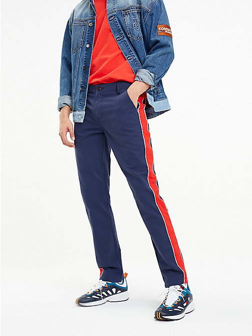 d53a8ed5084d Men's Summer Trousers & Chinos | Tommy Hilfiger® UK