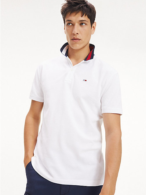 fe196257c0fb Men's Polo Shirts | Summer Polo Shirts | Tommy Hilfiger® UK