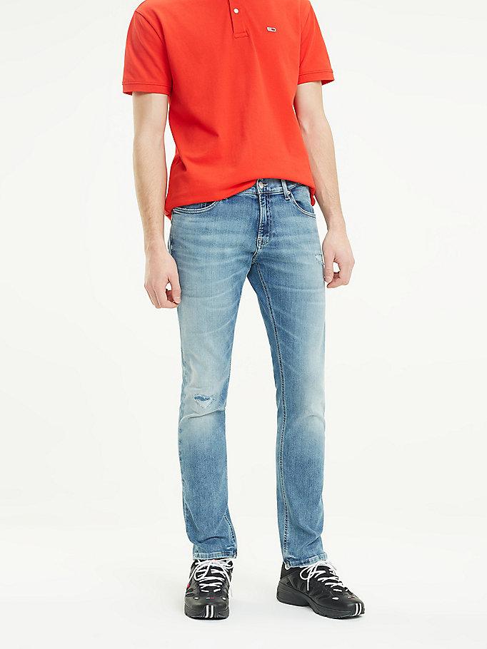 Wąskie jeansy Scanton Dynamic Stretch