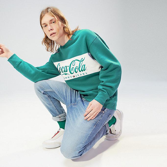 a20a89c78 Coca-Cola Logo Sweatshirt | Tommy Hilfiger