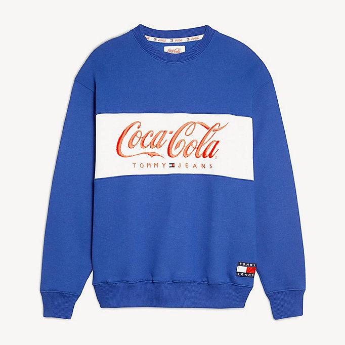 114e0741d4 Felpa con logo Coca Cola | Tommy Hilfiger