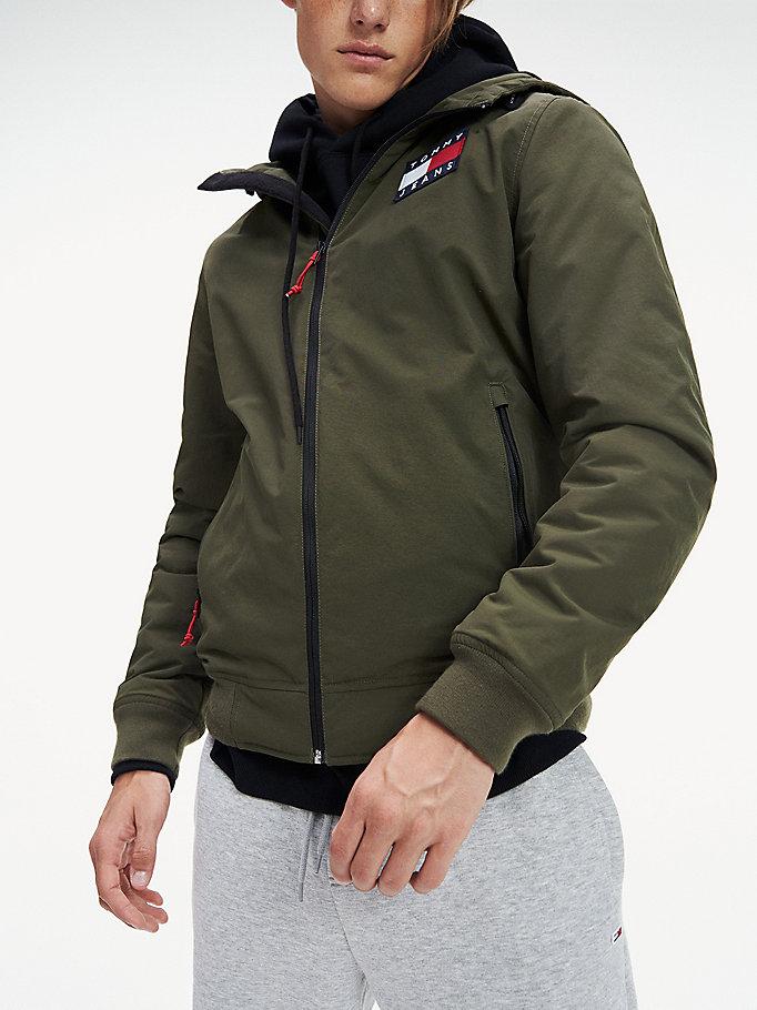 Wattierte Jacke Mit Reißverschluss Wattierte Jacke QrdtshCxB