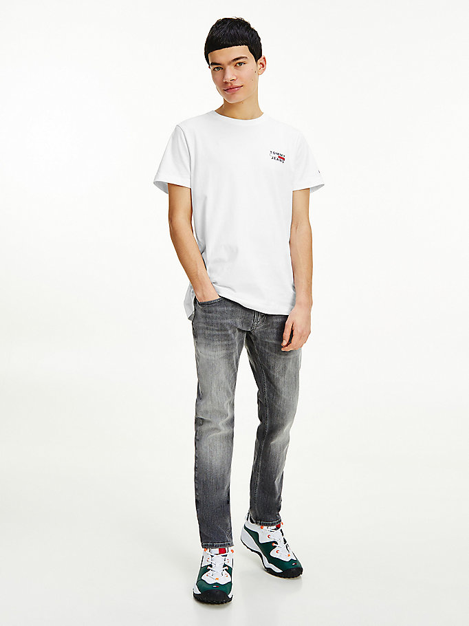 jean skinny simon denim pour men tommy jeans