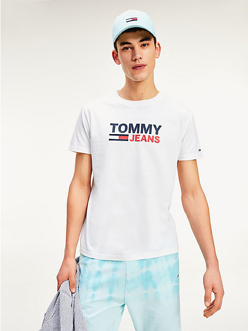 Heren T shirts | Tommy Hilfiger® NL
