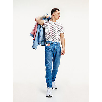 TOMMY JEANS  - SAVE 20 MID BL RIG -   - main image