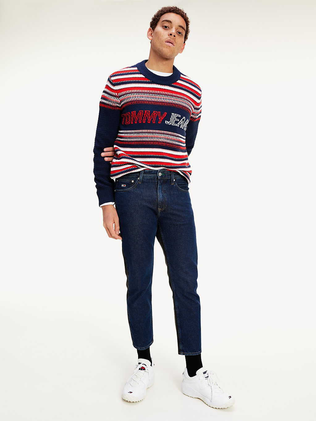 TOMMY JEANS  - TJ SAVE FA MIX RIGID -   - main image