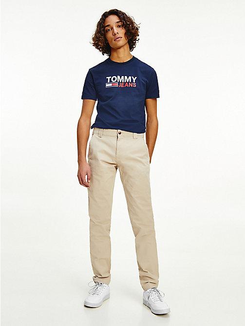 Pantalones Chinos De Hombre Tommy Hilfiger Es