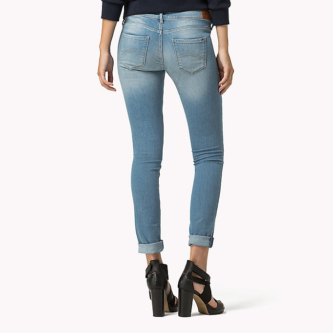 Ultra Low Skinny Fit Jeans | Tommy Hilfiger | Official Website