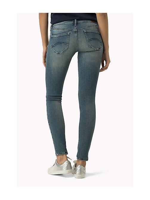 TOMMY JEANS Sophie Skinny Fit Jeans - DYNAMIC MID STRETCH - TOMMY JEANS Women - detail image 1