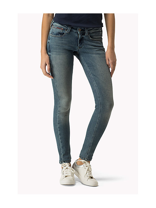 TOMMY JEANS Sophie Skinny Fit Jeans - DYNAMIC MID STRETCH - TOMMY JEANS Women - main image