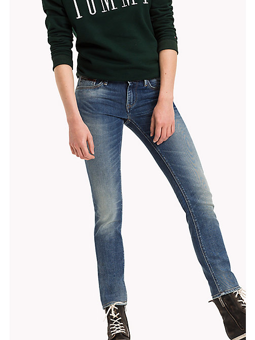 TOMMY JEANS Slim fit jeans - BRONX BLUE COMFORT - TOMMY JEANS Jeans - main image