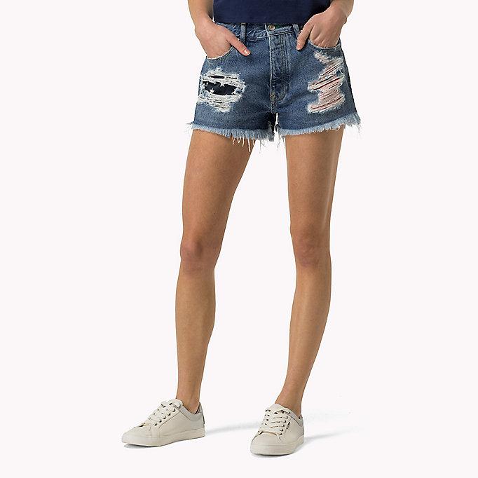 Cut-Off Denim Shorts | Tommy Hilfiger | Official Website