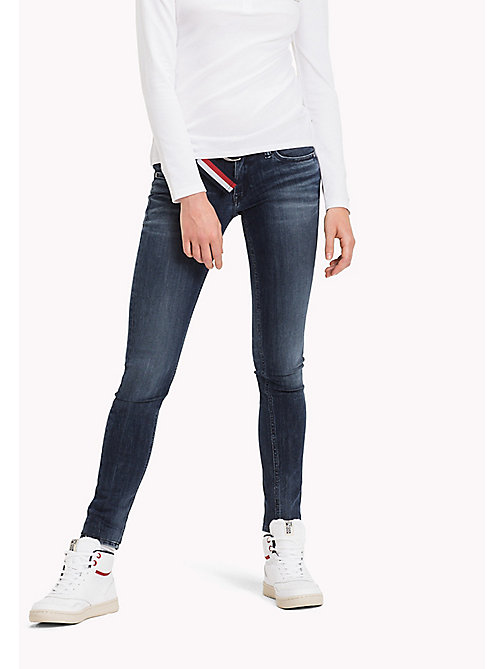 TOMMY JEANS Узкие джинсы - DYNAMIC NEW BLUE STRETCH - TOMMY JEANS Одежда - главное изображение