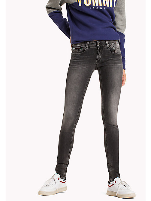 TOMMY JEANS Skinny Fit Jeans - CONNECTICUT GREY STRETCH - TOMMY JEANS TOMMY JEANS WOMEN - main image