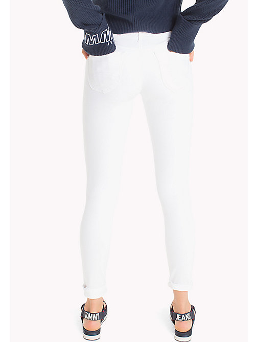 TOMMY JEANS Low Rise Skinny Fit Jeans - ICELAND WHITE STRETCH - TOMMY JEANS Jeans - detail image 1