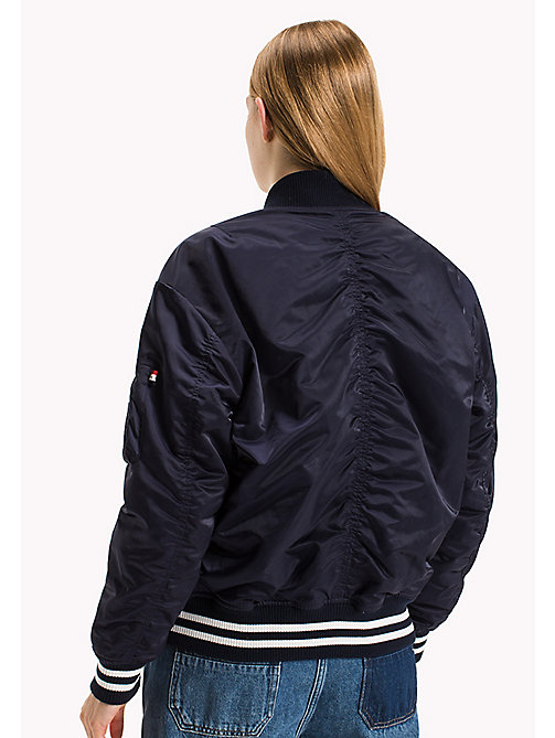 TOMMY JEANS Bomber double-face - NAVY BLAZER - TOMMY JEANS Cappotti & Giacche - dettaglio immagine 1