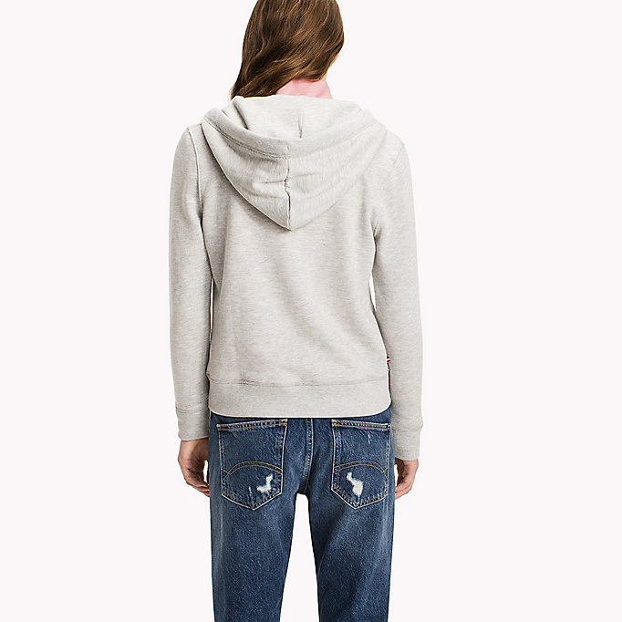 Cheap Discount Cotton Terry Zip Thru Hoodie XL - Sales Up to -50% Tommy Hilfiger Discount 2018 New Cheap Sale With Mastercard ac61xLM