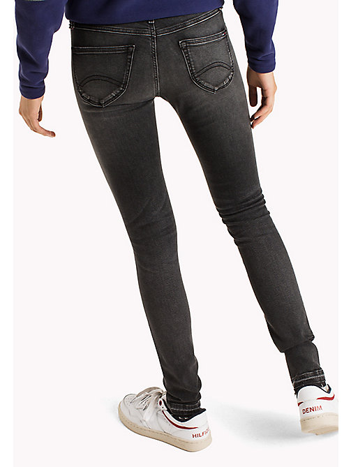 TOMMY JEANS Skinny Fit Jeans - DYNAMIC POLK BLACK STRETCH - TOMMY JEANS TOMMY JEANS WOMEN - detail image 1