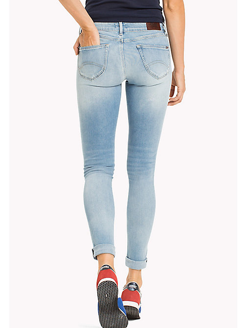 TOMMY JEANS Jeans in dynamic stretch - DYNAMIC LAGUNA LIGHT BLUE STRETCH - TOMMY JEANS DONNE - dettaglio immagine 1