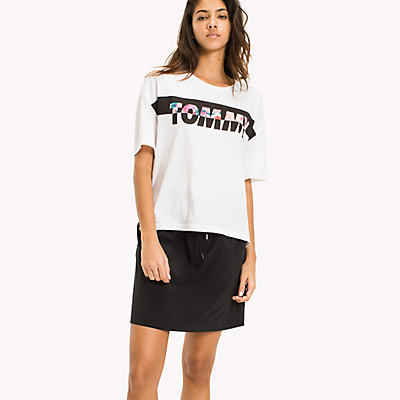 TOMMY JEANS  - BRIGHT WHITE / MULTI -   - main image