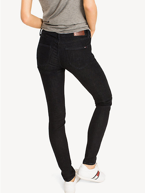 TOMMY JEANS Low Rise Skinny Fit Jeans - NEW RINSE STRETCH - TOMMY JEANS Women - detail image 1