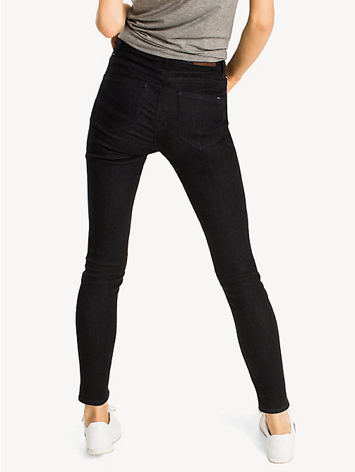 TOMMY JEANS High Rise Skinny Fit Jeans - NEW RINSE STRETCH - TOMMY JEANS Women - detail image 1