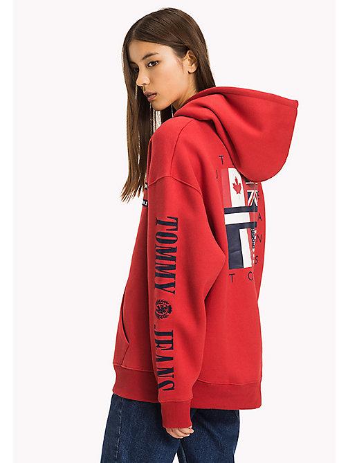 women 39 s hoodies sweatshirts tommy hilfiger. Black Bedroom Furniture Sets. Home Design Ideas