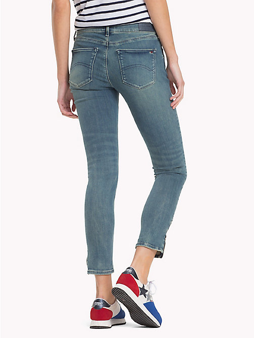 TOMMY JEANS Skinny Fit Jeans - SPIRIT LIGHT BLUE STRETCH - TOMMY JEANS Jeans - detail image 1