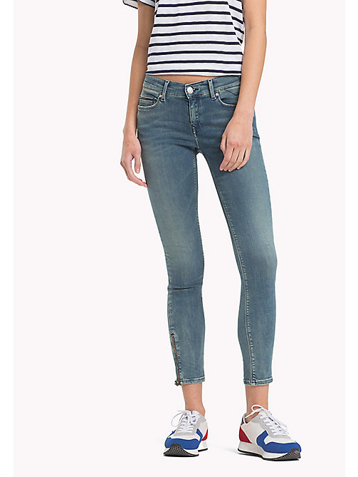 TOMMY JEANS Skinny fit jeans - SPIRIT LIGHT BLUE STRETCH - TOMMY JEANS Jeans - main image